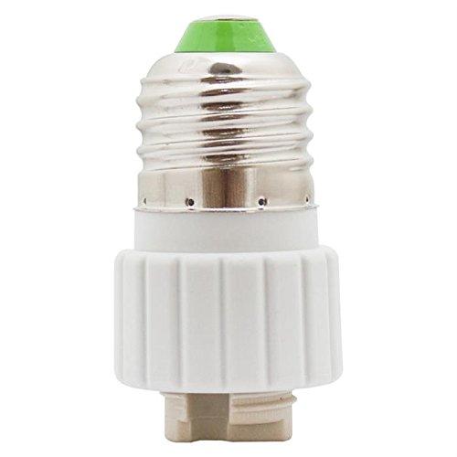 5x E27 -> G9 LED Enchufe de la lámpara Adaptador Enchufe Conversor Lámpara