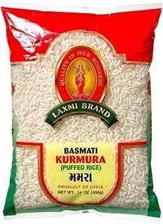 Laxmi Basmati Kurmura Puffed Rice - 400 Grams
