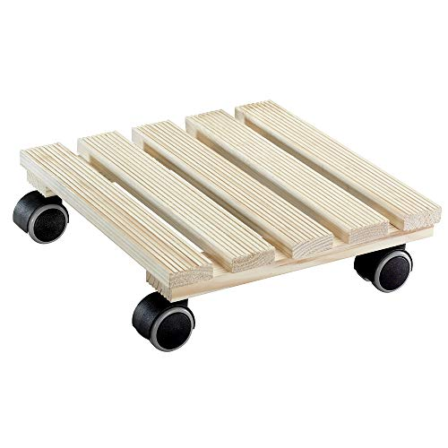 Wagner 20020101 Multi Roller Country Doux 28 x 28 cm 4 Rouleaux Doubles, Tragkraft100 kg, Natur