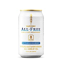 Free yourself from the grind with a crisp, light beer-like beverage for any time and anywhere. Enjoy the crisp, refreshing taste of ALL-FREE wherever life takes you. At meals, around meals, in the gym, after the gym, at work, at play, with family, fr...