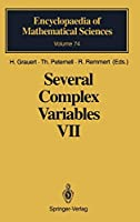 Several Complex Variables VII: Sheaf-Theoretical Methods in Complex Analysis (Encyclopaedia of Mathematical Sciences (74))