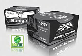 Draxxus DXS Basic Training Paintballs - 2000 Rounds
