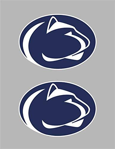 Set of 15  Penn State Vinyl Sticker Decal for Cornhole Car Truck Wall