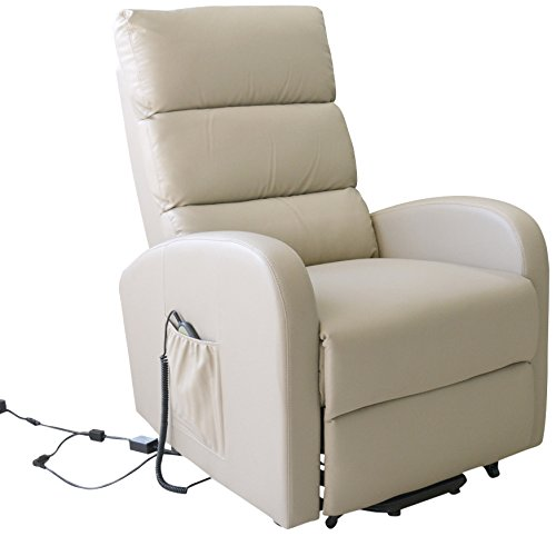 Tuoni Relax Master Poltrona, Metallo, Similpelle Corda, 71x93.5x78 cm