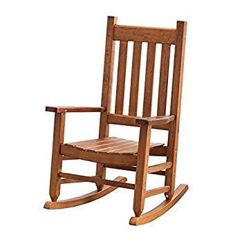 B&Z KD-23N Classic Child s Porch Rocker Rocking Chair Ages 6-10 Indoor Outdoor