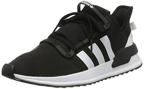 adidas Mens U_Path Run Laufschuhe, Black, 44 EU