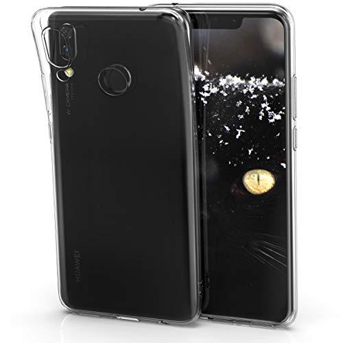 Huawei Nova 3 Hülle - Handyhülle für Huawei Nova 3 - Handy Case in Transparent