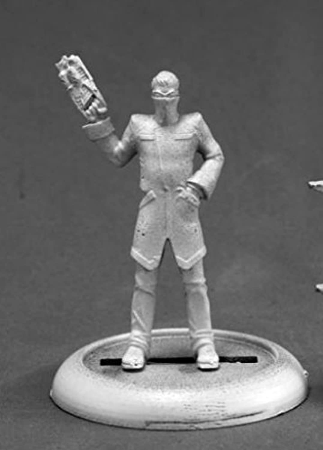 Reaper Miniatures 50310 Chrono Sky Pirate Simon by Reaper
