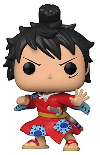 Funko 54460 POP Animation: One Piece- Luffy in Kimono
