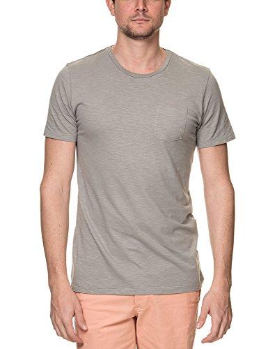 Jack & Jones Men's Wade T-Shirt Grey in Size Large