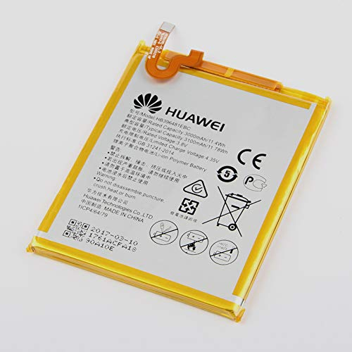 Original HUAWEI HB396481EBC AKKU Für Huawei ASCEND G7 PLUS HONOR 5X G8 G8X NEU