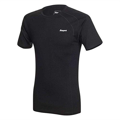 Bergans fjellrapp t-Shirt pour Homme S Noir - Noir