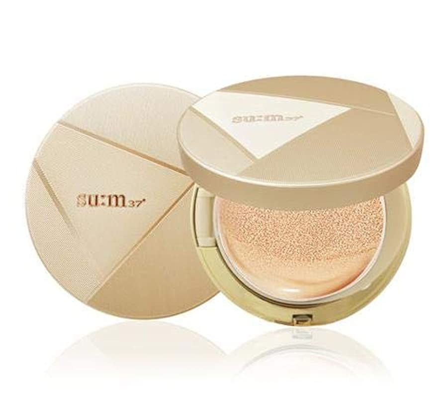 ナチュラ通訳証明書[SU:M37] Air Rising Dazzling Moist Micro Foam Cushion SPF50 - #02 Natural Beige 2x15g/0.5oz