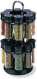Best olde thompson 16-jar carousel spice rack Reviews