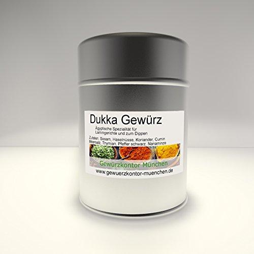 Dukkah Gewürz Dukka 50g im Streuer