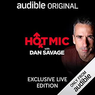 Hot Mic Live cover art