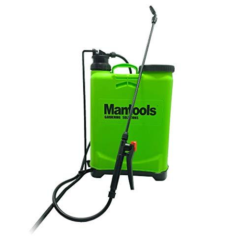 Mantools Mochila Pulverizadora Sulfatadora 16 litros 3,5-4 Bar