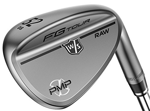 Wilson Staff FG Tour PMP Wedge, Raw