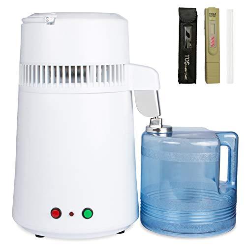 4L Water Distiller Pure Water Distilling Machine