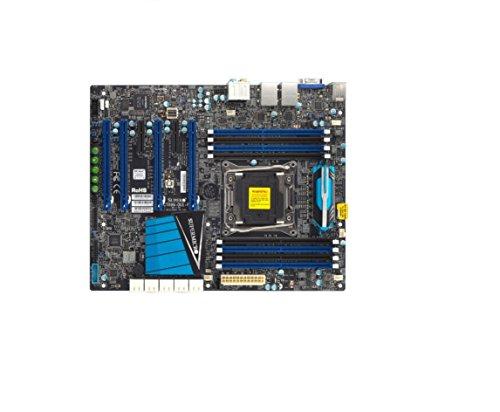 Supermicro LGA2011, Intel X99, DDR4, SATA3 & USB3.0, A & 2GbE, ATX Server Motherboard C7X99-OCE-F-O