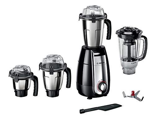 Bosch Appliances TrueMixx Pro Mixer Grinder, 750W, 4 Jars