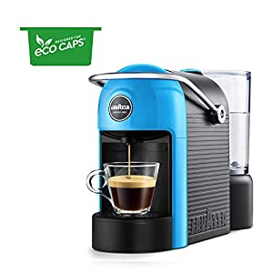 Lavazza A Modo Mio Jolie Coffee Capsules Machine, Blue