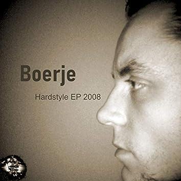 Hardstyle EP 2008
