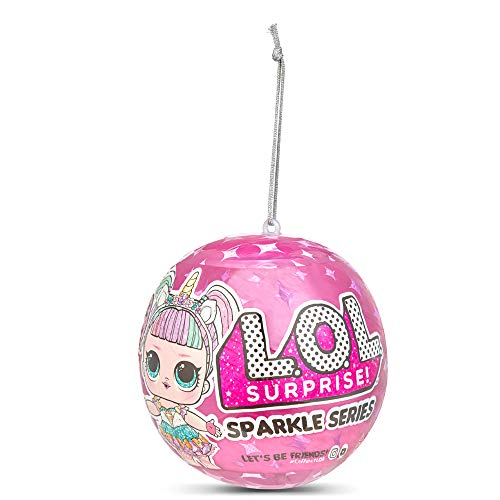 LOL Surprise 159741 Sparkle Serie Baby Doll, Muñecas de Plástico con Glitter
