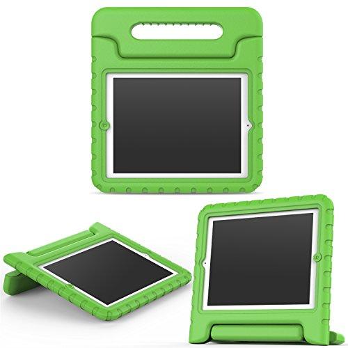 MoKo Funda para iPad 2/3 / 4 - Material EVA Lightweight Kids Shock Proof Protector Cover Case con Manija para Apple iPad 2/3...