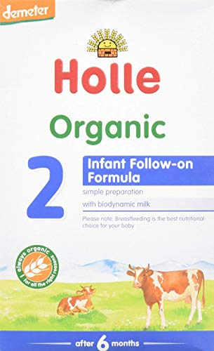 Holle Organic Infant Follow on Formula 2 600 g