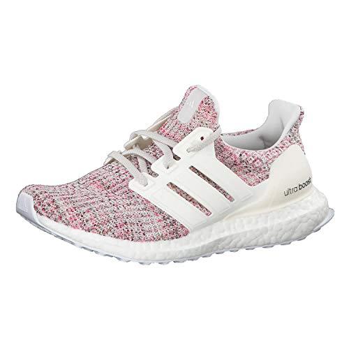 adidas Damen Laufschuhe Ultraboost Chalk Pearl s18/cloud White/Shock pink 36
