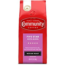Image of Community Coffee Five Star...: Bestviewsreviews