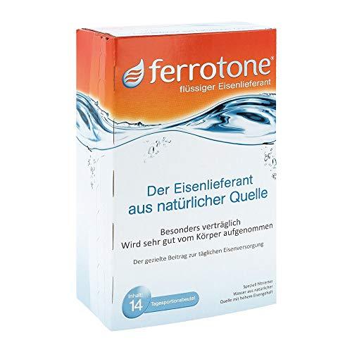Ferrotone flüssiger Eisenlieferant, 14 St. Beutel