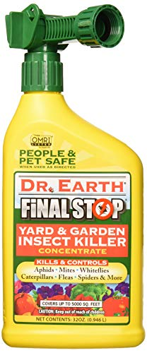 Dr. Earth Yard & Garden Insect Concentrate 24oz