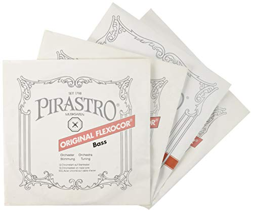 Pirastro / Original Flexocor コントラバス弦 セット