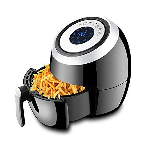 Air Fryer, Huishoudelijke Multi-Function Oil-Free Electric Fryer met grote capaciteit zonder Automatische Frieten Brood Machine