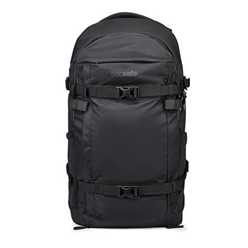 Pacsafe Venturesafe X40 Antirrobo Cámara Negro mochila, color Negro, talla Talla única