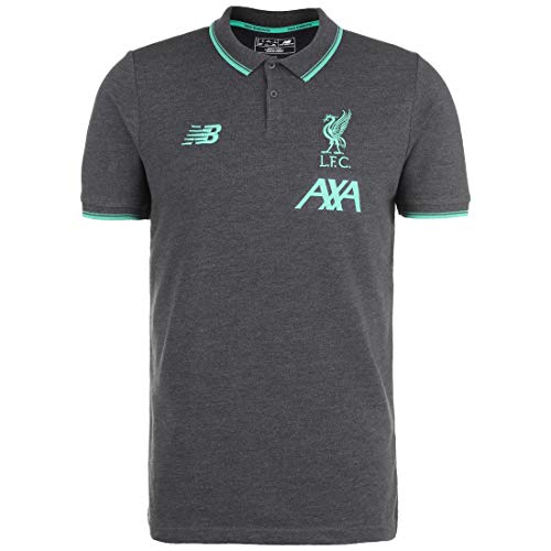 New Balance FC Liverpool Base Poloshirt F81
