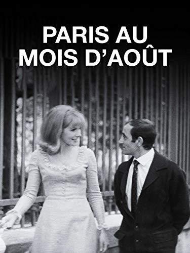 Paris au mois daout