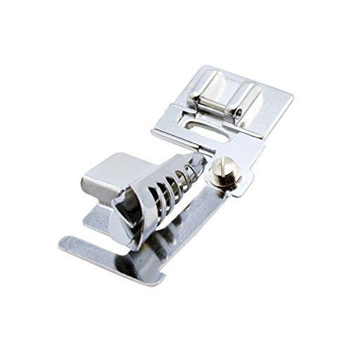 Alfa Prensatelas para ribetear, accesorio para máquina de coser, acero, inoxidable