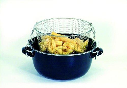 GRAMM medical Pommes-Frites-Topf, Stahl