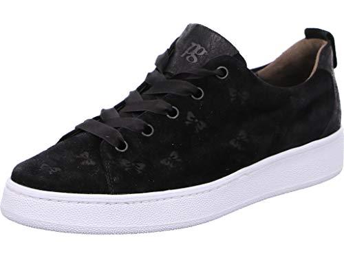 Paul Green Damen Sneaker 4538-021 schwarz 312517