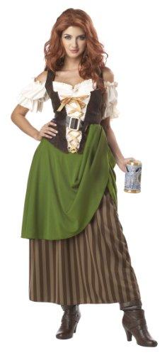 California Costume - CS929626/M - Costume fille de taverne taille m