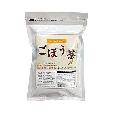 Tealife Gobo Cha (Japanese Burdock Tea, 30-Pieces )