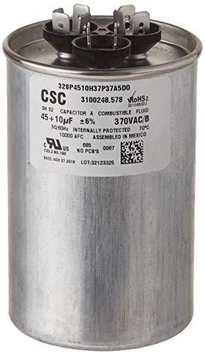 Dometic 3311563 Run Start Capacitor for Air Conditioner