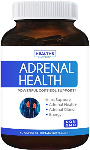 Healths Harmony Adrenal Support & Cortisol Manager