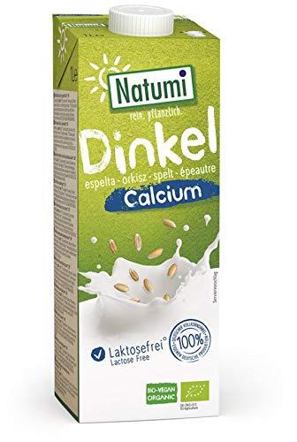 Natumi Bio Dinkeldrink mit Calcium (6 x 1 l)