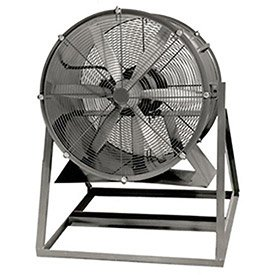 Fantastic Deal! Americraft 36 EXP Aluminum Propeller Fan With Medium Stand 2 HP 17500 CFM