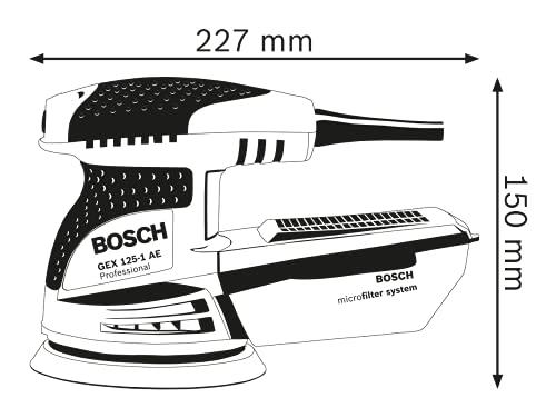 Bild 2: Bosch GEX 125-1 AE