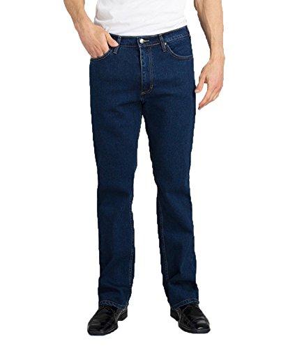 Grand River Stretch Blue Jean (52 x 30, Blue Stretch)